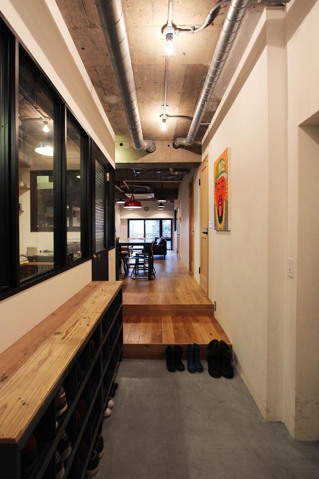 nu(エヌ・ユー)リノベーションによるニューヨークのようにかっこいいビンテージマンションのリノベ_8