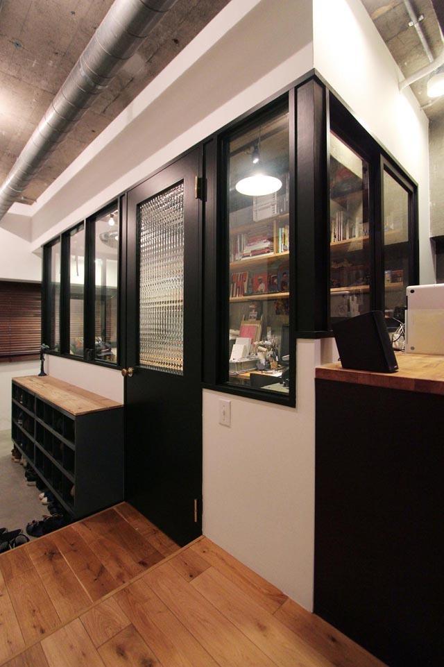 nu(エヌ・ユー)リノベーションによるニューヨークのようにかっこいいビンテージマンションのリノベ_10