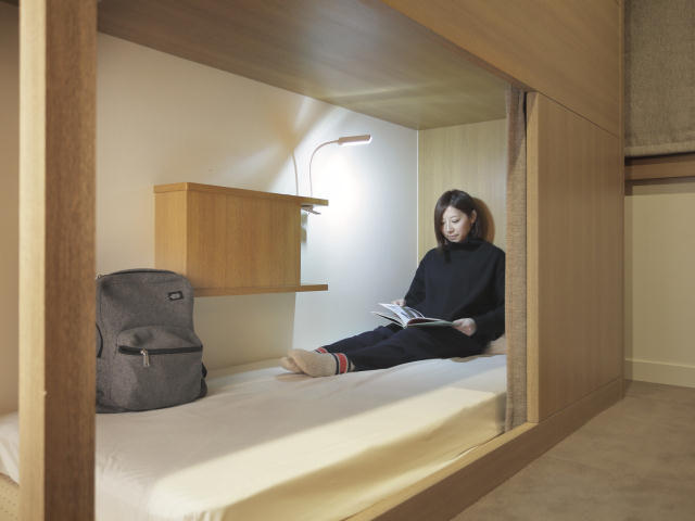 北海道の十勝平野の雄大な自然を満喫する美しいホステルHOTEL NUPKA(ホテルヌプカ)_8