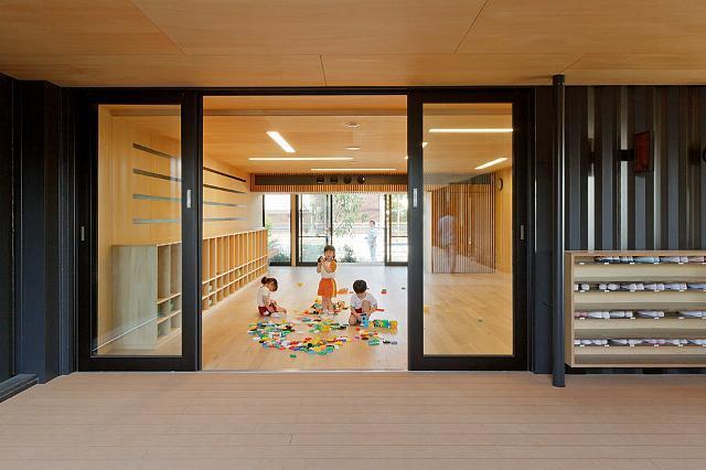 日比野設計によるサスティナブルで子どもの教育を考えたコンテナの保育園_3