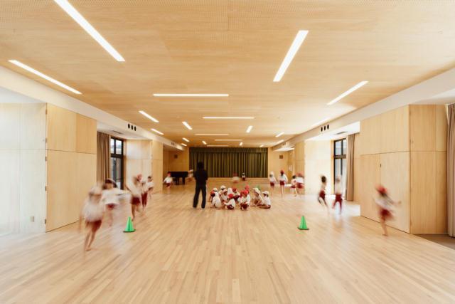 日比野設計によるサスティナブルで子どもの教育を考えたコンテナの保育園_7