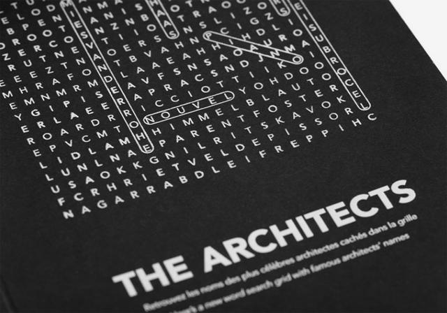 ザハ・ハディッド、ジャン・ヌーヴェル、レンゾ・ピアノなど建築界の巨匠の賛同を集めた建築おもちゃ「Play with Architecture!」は子どもの知育にぴったりなクロスワードのポストカード_2