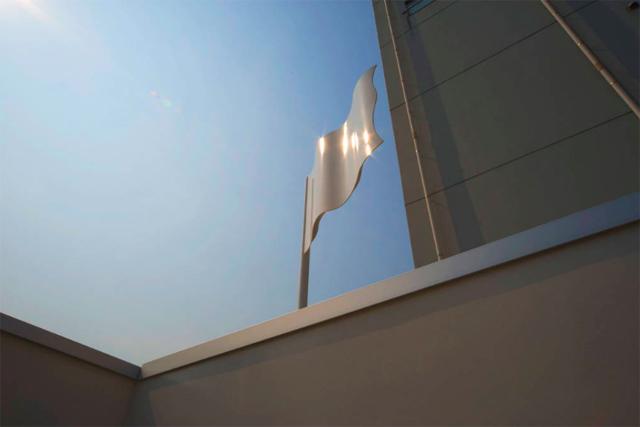 東京のど真ん中に暮らすために遮音とプライバシーを考えたシンプルでミニマルでデザイナーズでおしゃれな銀座の住宅_4