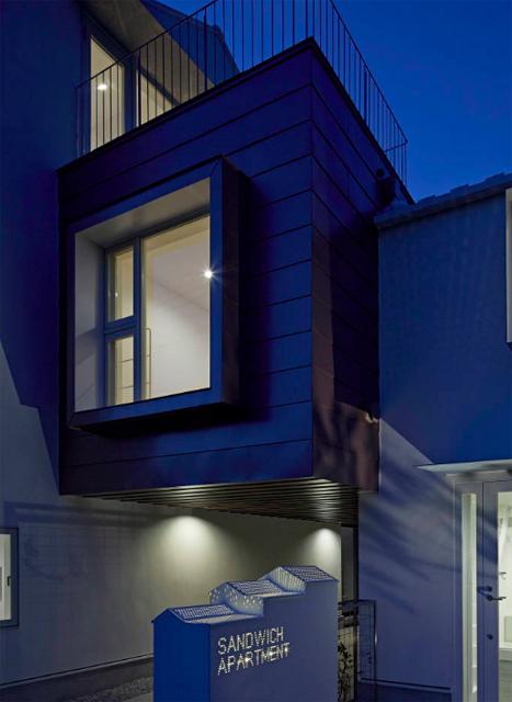 池田雪絵建築設計事務所によるコミュニティも1人でも過ごせる光が明るくデザイナーズでおしゃれな東京の賃貸住宅_8