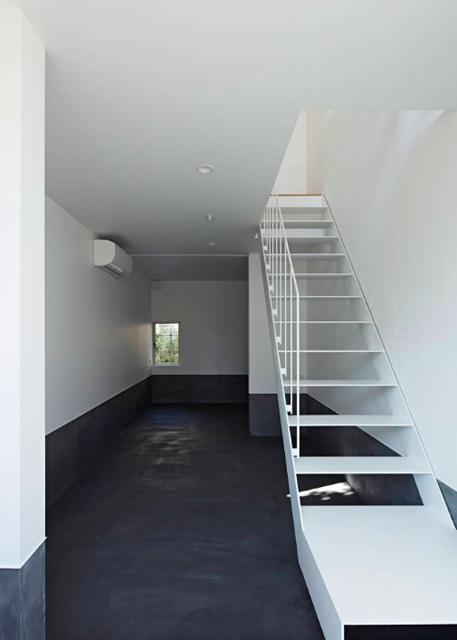 池田雪絵建築設計事務所によるコミュニティも1人でも過ごせる光が明るくデザイナーズでおしゃれな東京の賃貸住宅_5