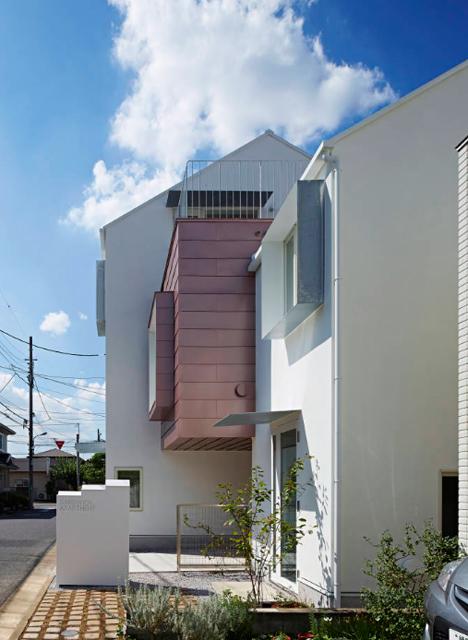 池田雪絵建築設計事務所によるコミュニティも1人でも過ごせる光が明るくデザイナーズでおしゃれな東京の賃貸住宅_3