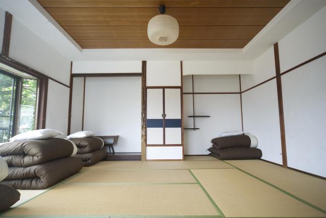 箱根の強羅にある古旅館を改装してオープンした温泉宿HAKONE TENT5