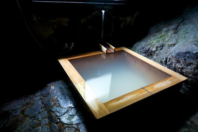箱根の強羅にある古旅館を改装してオープンした温泉宿HAKONE TENT6