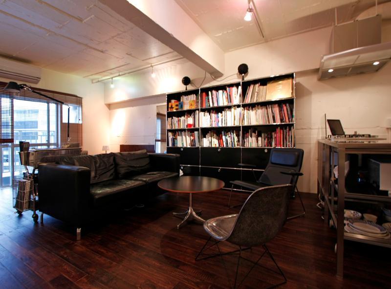 設計・施工を手がける「nu(エヌ・ユー)リノベーション」による1人暮らしのマンションをリノベして趣味を楽しむ無骨な部屋に_3
