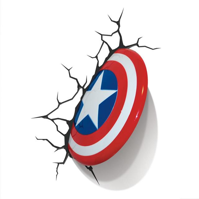 ニューヨークの漫画出版社であるMARVELが生んだ、最強のヒーロー集団アベンジャーズより、アイアンマン、スパイダーマン、キャプテン・アメリカ、マイティ・ソー、ハルクをそれぞれランプにしてみました_4