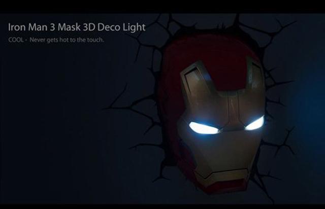ニューヨークの漫画出版社であるMARVELが生んだ、最強のヒーロー集団アベンジャーズより、アイアンマン、スパイダーマン、キャプテン・アメリカ、マイティ・ソー、ハルクをそれぞれランプにしてみました_2