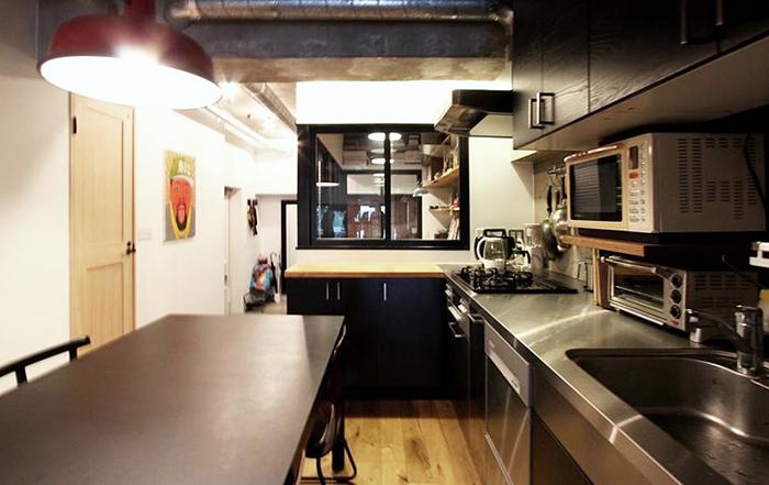 nu(エヌ・ユー)リノベーションによるニューヨークのようにかっこいいビンテージマンションのリノベ_6