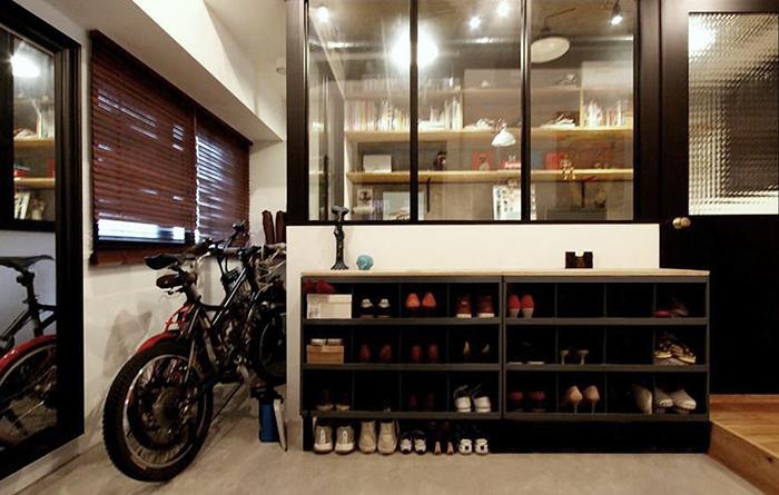 nu(エヌ・ユー)リノベーションによるニューヨークのようにかっこいいビンテージマンションのリノベ_3