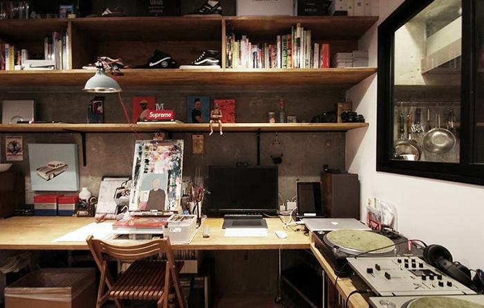nu(エヌ・ユー)リノベーションによるニューヨークのようにかっこいいビンテージマンションのリノベ_9