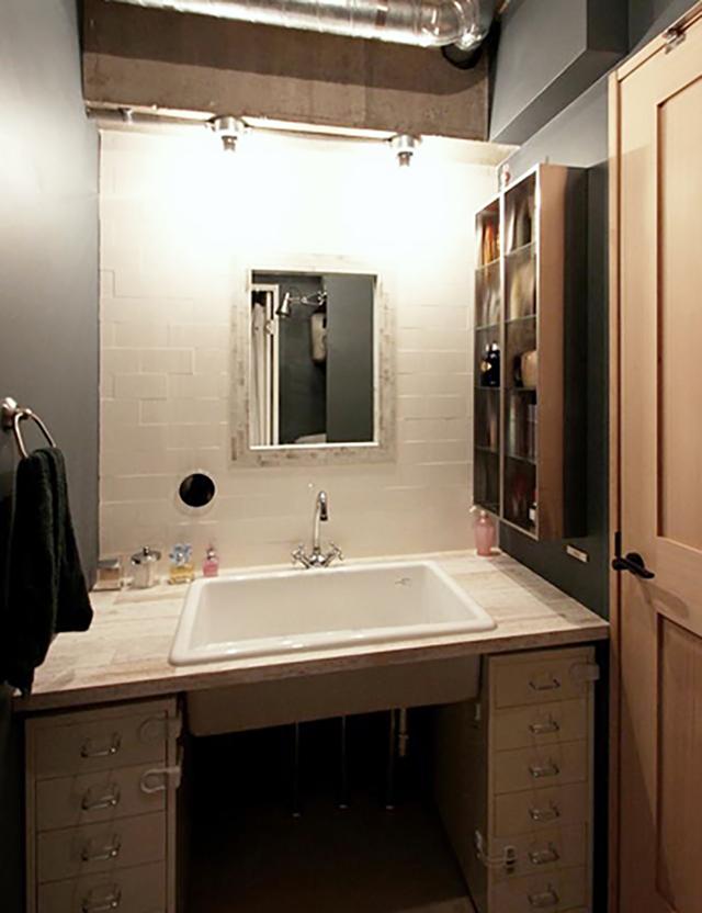 nu(エヌ・ユー)リノベーションによるニューヨークのようにかっこいいビンテージマンションのリノベ_11
