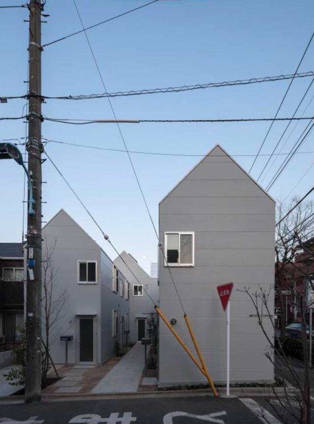 Umbre Architectsによる東京のメゾネットのデザイナーズでかっこいい賃貸住宅_1