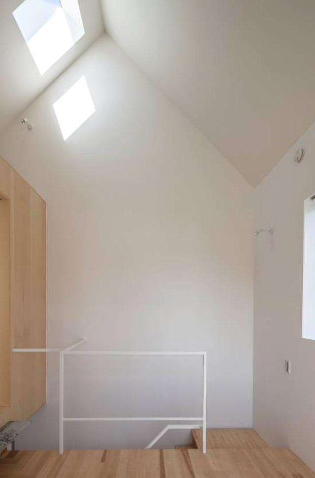 Umbre Architectsによる東京のメゾネットのデザイナーズでかっこいい賃貸住宅_5