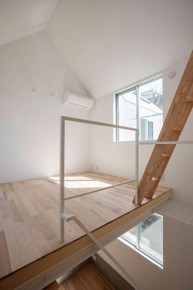 Umbre Architectsによる東京のメゾネットのデザイナーズでかっこいい賃貸住宅_4