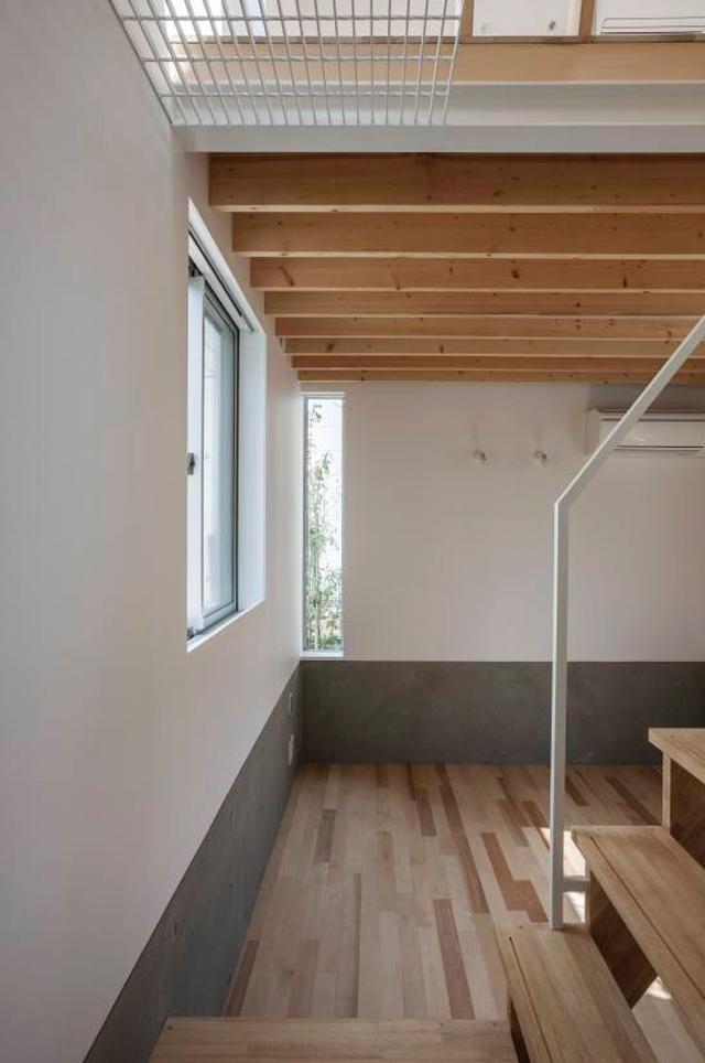 Umbre Architectsによる東京のメゾネットのデザイナーズでかっこいい賃貸住宅_3
