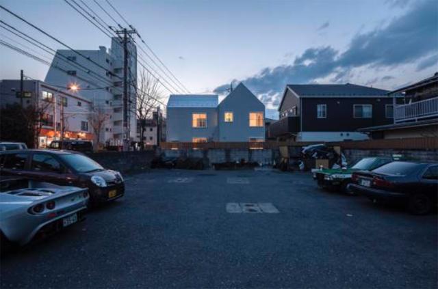 Umbre Architectsによる東京のメゾネットのデザイナーズでかっこいい賃貸住宅_10