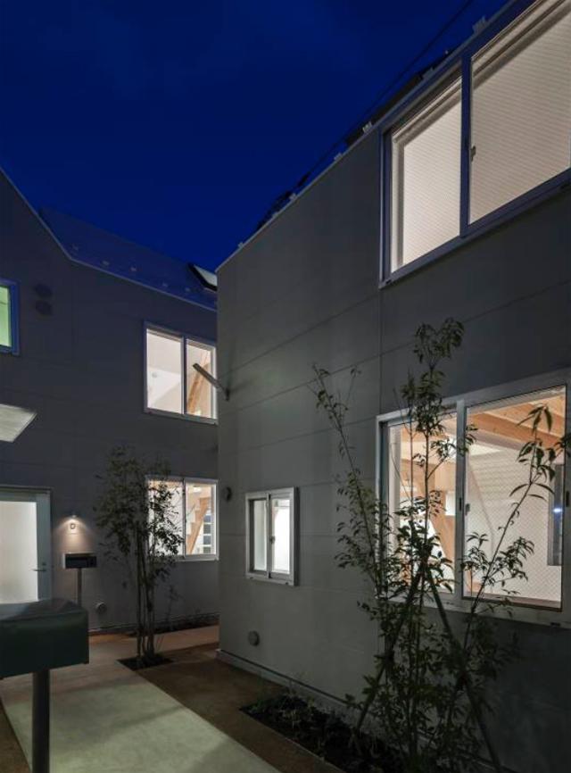 Umbre Architectsによる東京のメゾネットのデザイナーズでかっこいい賃貸住宅_7