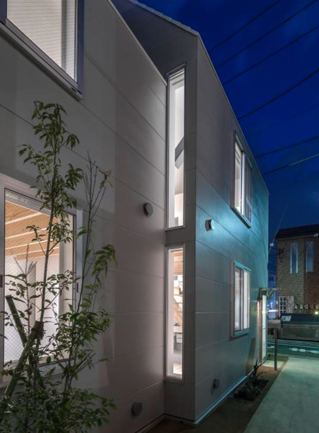 Umbre Architectsによる東京のメゾネットのデザイナーズでかっこいい賃貸住宅_9