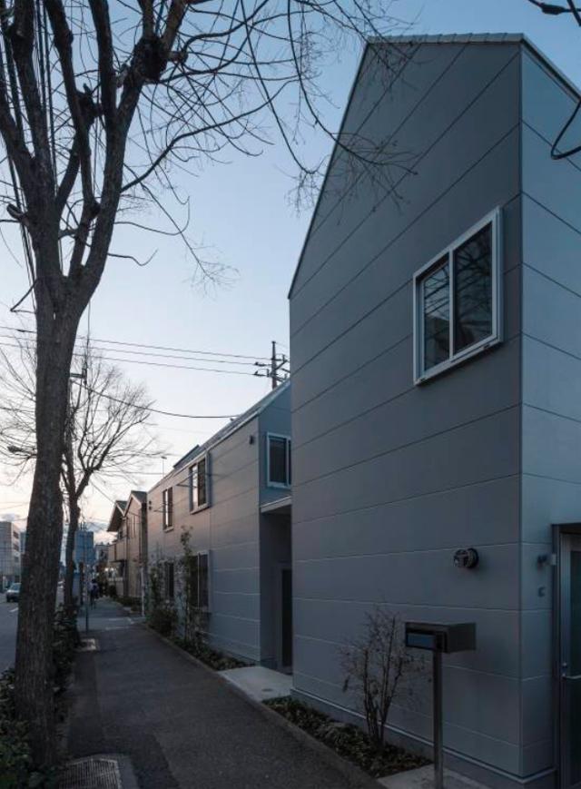 Umbre Architectsによる東京のメゾネットのデザイナーズでかっこいい賃貸住宅_8