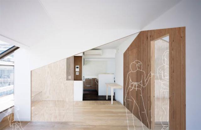 富永大毅建築都市計画事務所によるまだ小さい子どもの部屋をどうするかを解決した素敵なリノベマンション_11