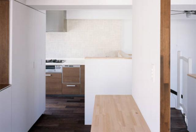 富永大毅建築都市計画事務所によるまだ小さい子どもの部屋をどうするかを解決した素敵なリノベマンション_5