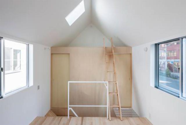 Umbre Architectsによる東京のメゾネットのデザイナーズでかっこいい賃貸住宅_6