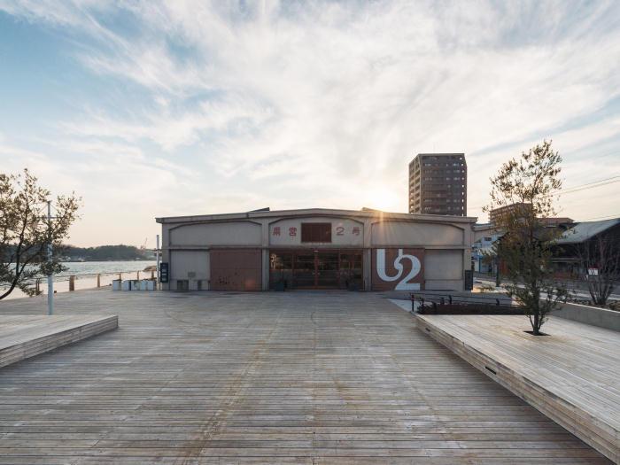 「サイクリストの聖地」瀬戸内海横断自転車道にあるONOMICHI U2というサイクリストに人気の元海運倉庫のホテルには、自転車を持ったまま宿泊できます