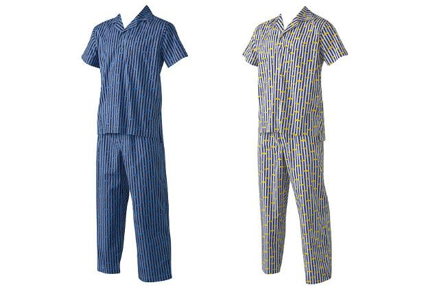 天然のコットン素材で着心地抜群のブロスのパジャマは、寝返りも打ちやすく寝ている時のストレス解消にも一躍かってくれます