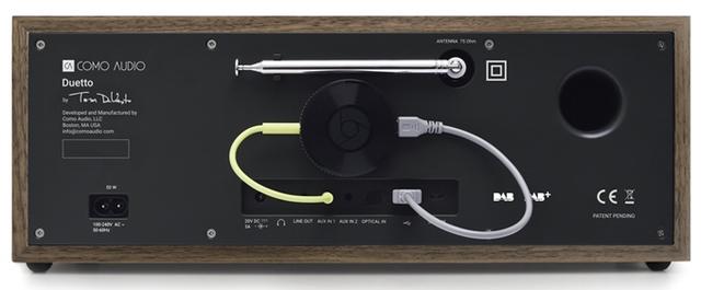 BluetoothやWi-Fiやハイレゾ対応のスマートで高音質でかっこいいオーディオ_5