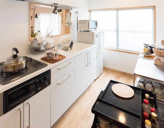 無垢材リノベーションであるgood roomのTOMO'Sに暮らすセンスが良くおしゃれなインテリアの部屋_8