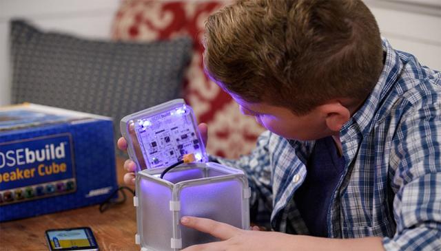 boseが制作したbluetoothスピーカーの自作キットは、知育おもちゃとしての機能も高く夏休みの自由研究にピッタリ5