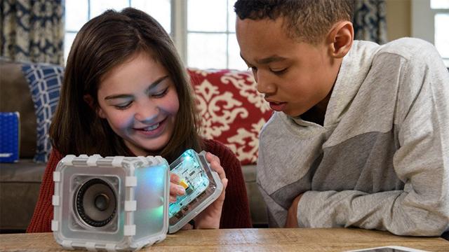 boseが制作したbluetoothスピーカーの自作キットは、知育おもちゃとしての機能も高く夏休みの自由研究にピッタリ6