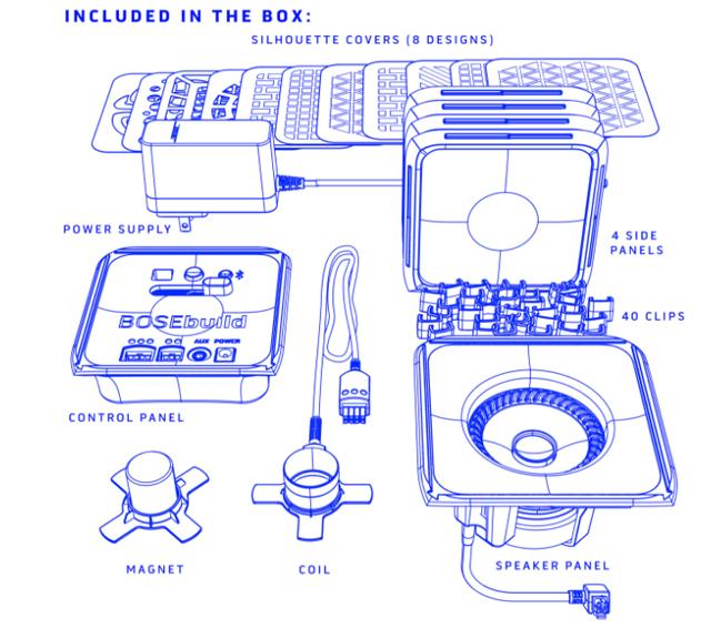 boseが制作したbluetoothスピーカーの自作キットは、知育おもちゃとしての機能も高く夏休みの自由研究にピッタリ2