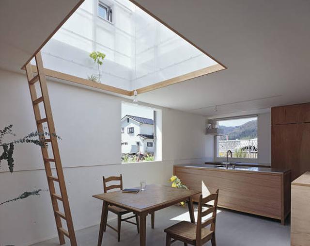 島田陽のタトアーキテクツによる素敵でおしゃれな住宅山崎町の住居_4