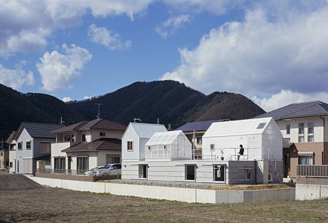 タトアーキテクツによる素敵な住宅