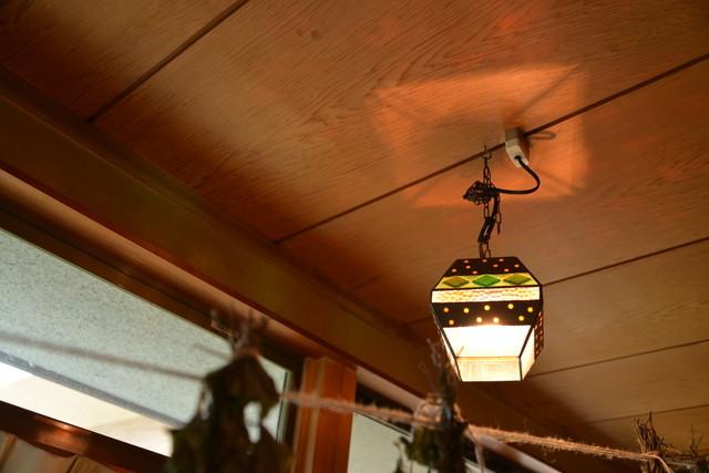 東京の立川でアートとクラフトに囲まれた古民家でおしゃれでナチュラルに暮らす家族_13