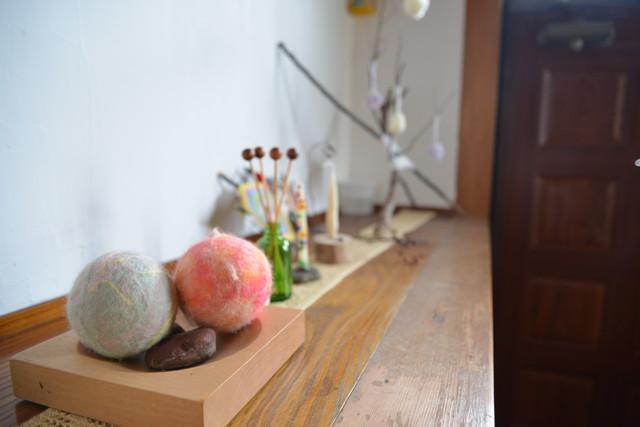 東京の立川でアートとクラフトに囲まれた古民家でおしゃれでナチュラルに暮らす家族_5
