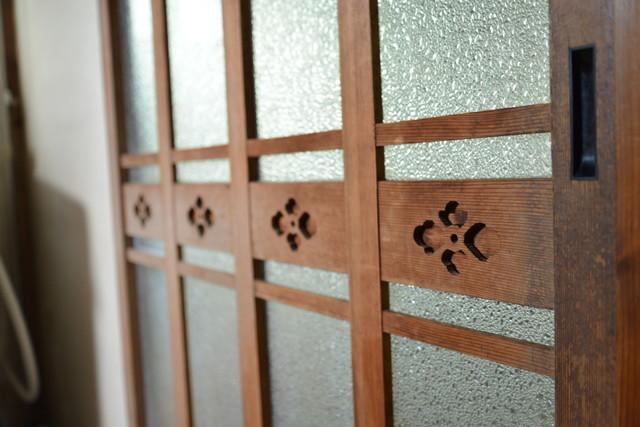 東京の立川でアートとクラフトに囲まれた古民家でおしゃれでナチュラルに暮らす家族_9