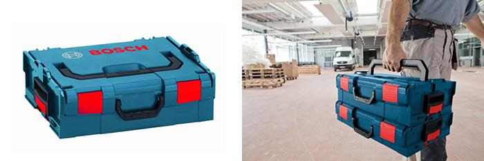 積み重ねられる、使いやすそうな構造のドイツ製ツールボックス「BOSCH L-BOXX」の紹介ですtop