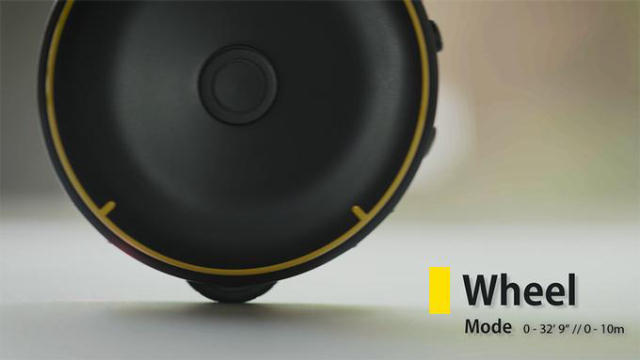 多機能なメジャー「Bagel」は「ヒモ」「タイヤ」「レーザー」3つの機能でなんでも測る他、Bluetoothでスマホと連動するので、いちいちメモを取る必要もありません。これひとつあれば、大抵のことはカバーできるし、買い物に行くときも便利3