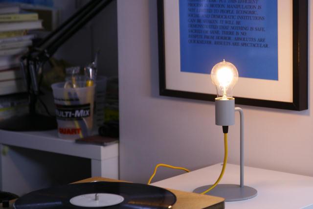 DoogdesignとHIGHTIDEが共同で制作した、本体、ケーブル、電球をコーディネートして、自分好みの照明にすることができる「pit.」はシンプルで上品な見た目なのでどんなインテリアにもフィットする一方で、ビビッドな色を組み合わせればアクセントとプラスする事もできます5