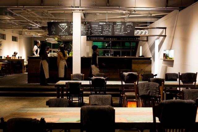栃木県那須のマルシェイベント那・須・朝・市の実店舗であり、新鮮な土地のものを食べられるおしゃれでアットホームでかわいいホステルChusチャウス_4
