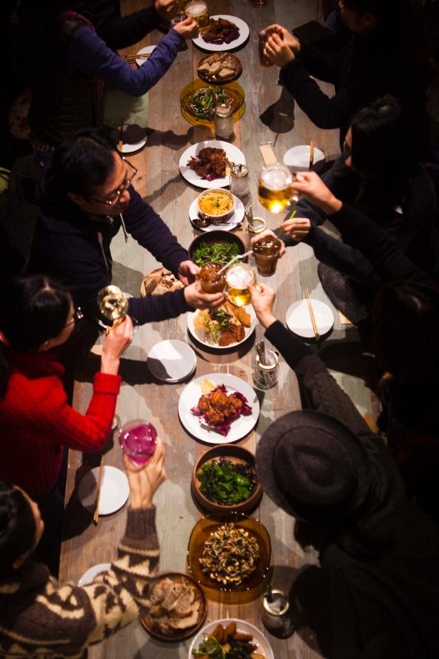 栃木県那須のマルシェイベント那・須・朝・市の実店舗であり、新鮮な土地のものを食べられるおしゃれでアットホームでかわいいホステルChusチャウス_6