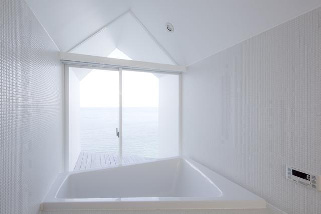 吉村靖孝建築設計事務所によるおしゃれな海沿いの貸し別荘Nowhere but Sajima_3