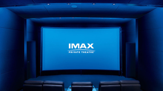 自宅にimaxを導入してホームシアターをプレミア上映するためにはいくら必要なのか
