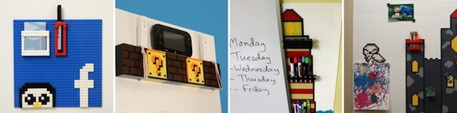 kickstarterでクラウドファンディング中のBrik Tileは、LEGOをただのオモチャから日常で役立つ「便利アイテム」に変える優れもの2